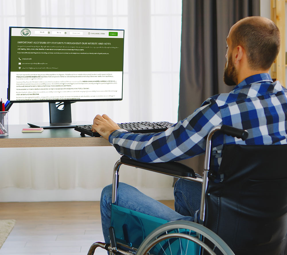 Web Accessibility for the Visually Impaired